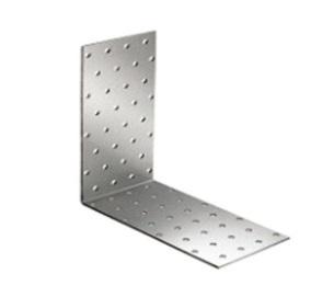 Крепежный угол равносторонний KUR-50Х50х50