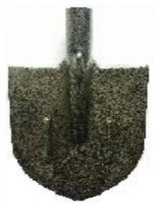 Лопата Штыковая (серый) 0,8